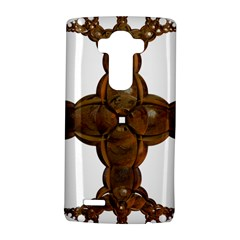 Cross Golden Cross Design 3d Lg G4 Hardshell Case