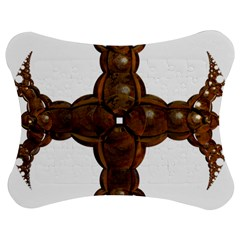Cross Golden Cross Design 3d Jigsaw Puzzle Photo Stand (bow)