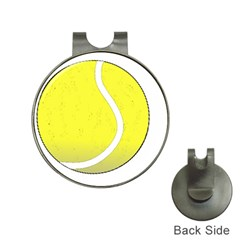 Tennis Ball Ball Sport Fitness Hat Clips With Golf Markers