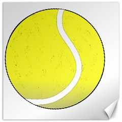 Tennis Ball Ball Sport Fitness Canvas 20  X 20
