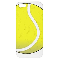 Tennis Ball Ball Sport Fitness Apple Iphone 5 Hardshell Case