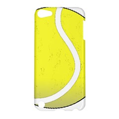 Tennis Ball Ball Sport Fitness Apple Ipod Touch 5 Hardshell Case by Nexatart