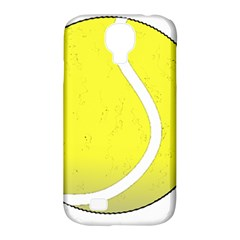 Tennis Ball Ball Sport Fitness Samsung Galaxy S4 Classic Hardshell Case (pc+silicone)