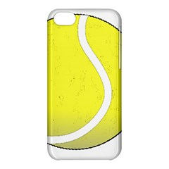 Tennis Ball Ball Sport Fitness Apple Iphone 5c Hardshell Case