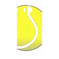 Tennis Ball Ball Sport Fitness Samsung Galaxy Alpha Hardshell Back Case by Nexatart