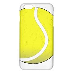 Tennis Ball Ball Sport Fitness Iphone 6 Plus/6s Plus Tpu Case by Nexatart