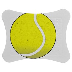 Tennis Ball Ball Sport Fitness Jigsaw Puzzle Photo Stand (bow)