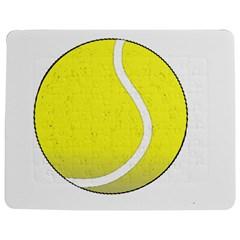 Tennis Ball Ball Sport Fitness Jigsaw Puzzle Photo Stand (rectangular) by Nexatart