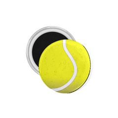 Tennis Ball Ball Sport Fitness 1 75  Magnets by Nexatart