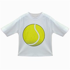 Tennis Ball Ball Sport Fitness Infant/toddler T Shirts