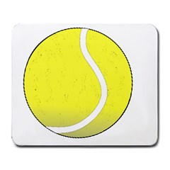 Tennis Ball Ball Sport Fitness Large Mousepads by Nexatart