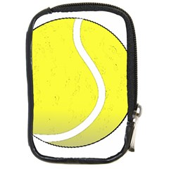 Tennis Ball Ball Sport Fitness Compact Camera Cases
