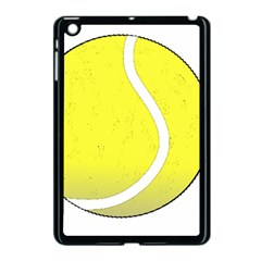 Tennis Ball Ball Sport Fitness Apple Ipad Mini Case (black) by Nexatart