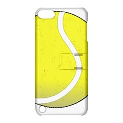 Tennis Ball Ball Sport Fitness Apple Ipod Touch 5 Hardshell Case With Stand by Nexatart