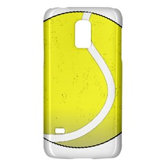 Tennis Ball Ball Sport Fitness Galaxy S5 Mini by Nexatart