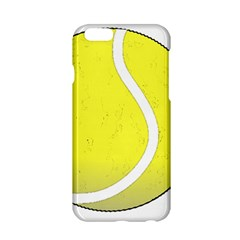 Tennis Ball Ball Sport Fitness Apple Iphone 6/6s Hardshell Case by Nexatart