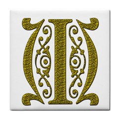 Gold Scroll Design Ornate Ornament Face Towel by Nexatart