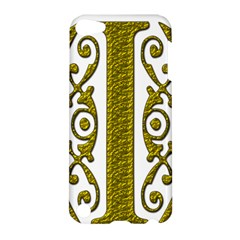 Gold Scroll Design Ornate Ornament Apple Ipod Touch 5 Hardshell Case
