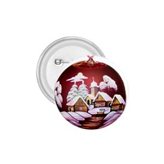Christmas Decor Christmas Ornaments 1 75  Buttons by Nexatart