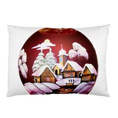 Christmas Decor Christmas Ornaments Pillow Case by Nexatart