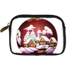 Christmas Decor Christmas Ornaments Digital Camera Cases by Nexatart