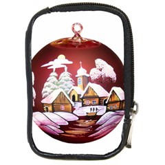Christmas Decor Christmas Ornaments Compact Camera Cases