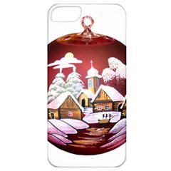 Christmas Decor Christmas Ornaments Apple Iphone 5 Classic Hardshell Case by Nexatart