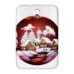 Christmas Decor Christmas Ornaments Samsung Galaxy Note 8 0 N5100 Hardshell Case