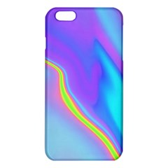 Aurora Color Rainbow Space Blue Sky Purple Yellow Iphone 6 Plus/6s Plus Tpu Case by Mariart