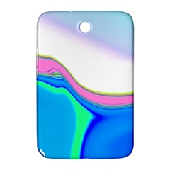 Aurora Color Rainbow Space Blue Sky Purple Yellow Green Samsung Galaxy Note 8 0 N5100 Hardshell Case  by Mariart