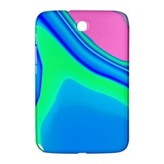 Aurora Color Rainbow Space Blue Sky Samsung Galaxy Note 8 0 N5100 Hardshell Case  by Mariart