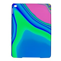 Aurora Color Rainbow Space Blue Sky Ipad Air 2 Hardshell Cases by Mariart