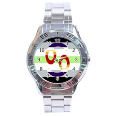 Cance Gender Stainless Steel Analogue Watch by Mariart