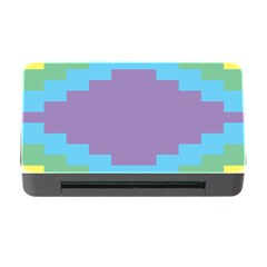 Carmigender Flags Rainbow Memory Card Reader With Cf by Mariart