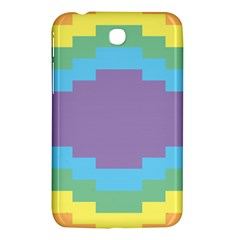 Carmigender Flags Rainbow Samsung Galaxy Tab 3 (7 ) P3200 Hardshell Case  by Mariart