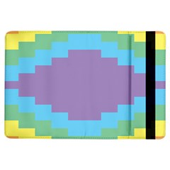 Carmigender Flags Rainbow iPad Air Flip by Mariart