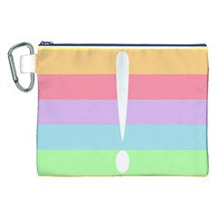 Condigender Flags Canvas Cosmetic Bag (xxl) by Mariart