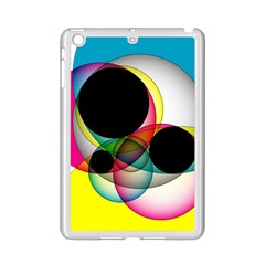 Apollonius Color Multi Circle Polkadot Ipad Mini 2 Enamel Coated Cases by Mariart