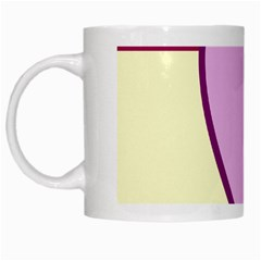 Cute Gender Gendercute Flags Love Heart Line Valentine White Mugs by Mariart