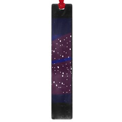 Contigender Flags Star Polka Space Blue Sky Black Brown Large Book Marks by Mariart