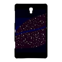 Contigender Flags Star Polka Space Blue Sky Black Brown Samsung Galaxy Tab S (8 4 ) Hardshell Case