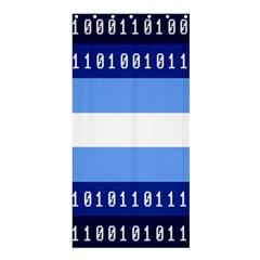 Digigender Cute Gender Gendercute Flags Shower Curtain 36  X 72  (stall)  by Mariart