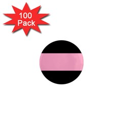 Domgirl Playgirl 1  Mini Magnets (100 Pack)  by Mariart