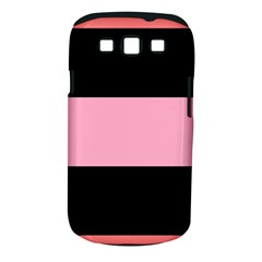 Domgirl Playgirl Samsung Galaxy S Iii Classic Hardshell Case (pc+silicone) by Mariart