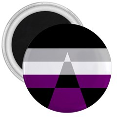 Dissexual Flag 3  Magnets by Mariart