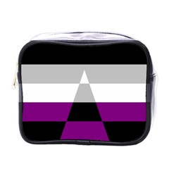 Dissexual Flag Mini Toiletries Bags by Mariart