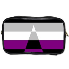 Dissexual Flag Toiletries Bags 2 Side by Mariart