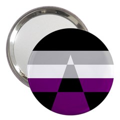 Dissexual Flag 3  Handbag Mirrors by Mariart