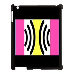Echogender Flags Dahsfiq Echo Gender Apple Ipad 3/4 Case (black) by Mariart