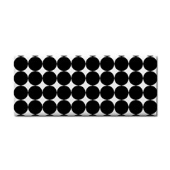Dotted Pattern Png Dots Square Grid Abuse Black Cosmetic Storage Cases by Mariart